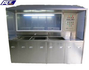 ACE- Customized megasonic ultrasonic cleaning machine industrial
