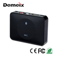 Hot Sales Bluetooth 3.0 A2DP Music Audio Transmitter Receiver 3.5mm NFC Receiver Adapter