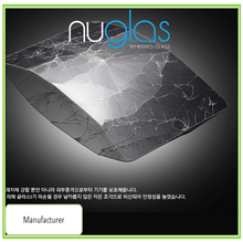 Nano liquid glass coating explosion-proof screen protector cover for ipad mini