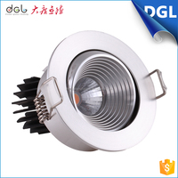 hall ceiling lamps downlight kit fixture CE RoHS 5w mini led downlight cob