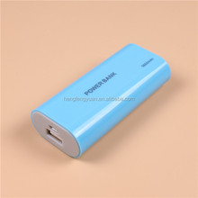 Promotional price candy power bank 5200mAh for iPhone 4s 5s mobile phone rechargeable power banks