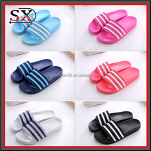 (Stock)Fashion Durable Women PVC slippers and sole Slide Men women fashion sandals