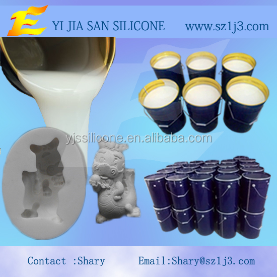 Rtv Liquid silicone rubber to make mold