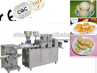 PLC control bread making machine /steamed bun making machine