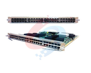 CiscoCatalyst 6800 48 Port Gigabit Ethernet Module C6800-48P-TX