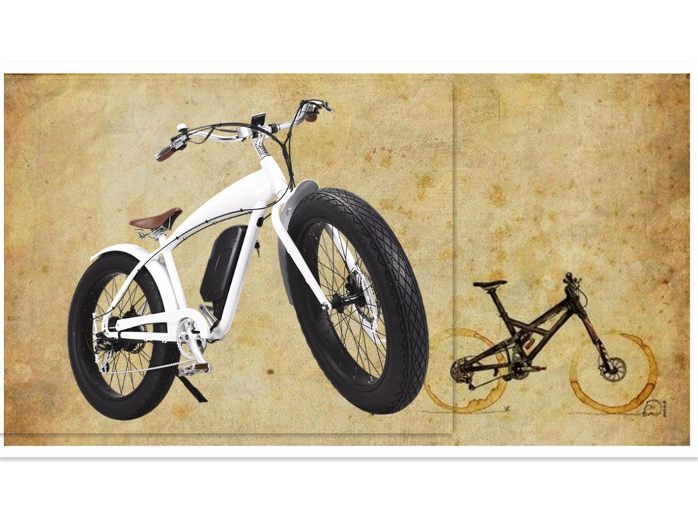 800s LCD display lithium battery new style fast electric fat bike