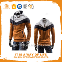 Fashion hooded sweatshirt,hoody,zip up hoodie jacket - 6 Years Alibaba Experience