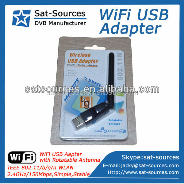 RJ45 wifi adapter with good signal