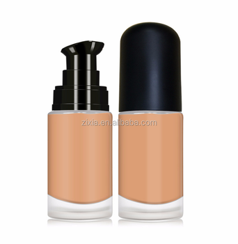 2019 Hot Private Label colors Mineral Liquid spf 50 Foundation Skin Whitening Foundation