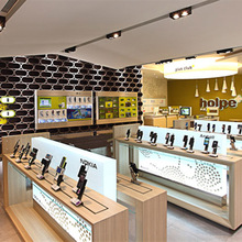 Mobile Phone Shop Interior Design For Store Furniture
