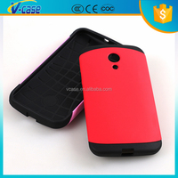 Luxury Ultra-thin Aluminum Metal Bumper PC Back Case Cover For MOTOROLA MOTO X+1 XT1097