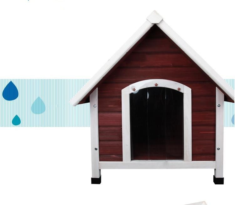 hot sale new design large wooden dog house