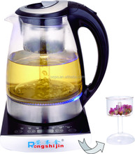 Best electric water kettle in kitchen japanese home