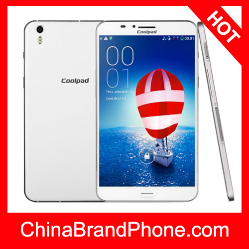 Coolpad 9976A 8GB White, 7 inch 3G Android 4.2 Smart Phone