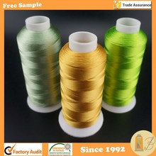 120D/2 5000Y 100% Rayon Embroidery Thread