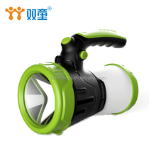 USB Rechargeable led searchlight 20W handheld hunting search lights for outdoor