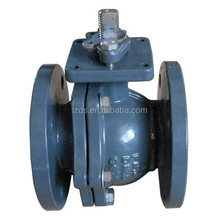 DIN ANSI Lever Operated Ball Valve