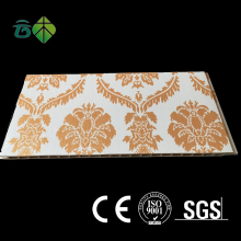 fireproof and waterproof wpc material interior decoration wall panel