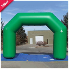 New Digital Printing Sports Finish Line Arch for advertising