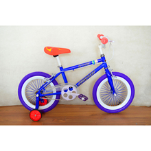 20 inch kids bike with pad and cushion children mountain bicycles mini toy four wheel bicycle