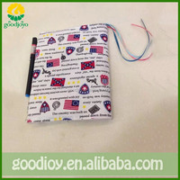Pvc note book cover and book cover for school