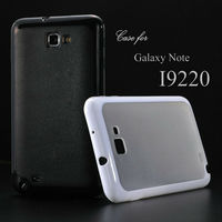 tpu soft case for samsung galaxy note i9220, hard case for galaxy note i9220, cell phone accessories for samsung note 2 case