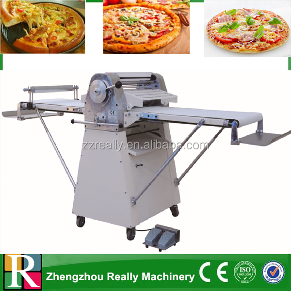 table top dough sheeter machine / pizza dough sheeter / pizza dough press