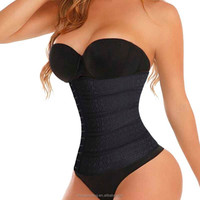 Waist Trainer Corset For Weight loss Breathable Waist Cincher Tummy Control Body Shaper Fat burner Girdle Shapewear NBS332