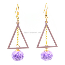 Fashion Earring Immitation Jewellery Wholesale NSCY-0009