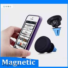 High quality 360 rotating car air vent magnetic car phone holder