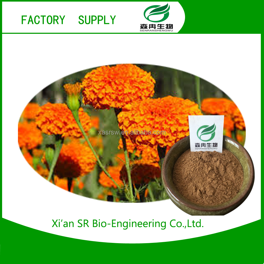 Good price of High Quality Calendula powder marigold flower extract lutein With Bottom Price