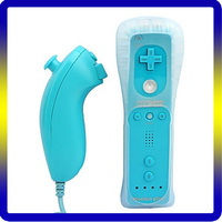 Remote and Nunchuk Gamecube Controller For Wii Controller and for Wii U Games