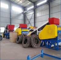 CE and ISO the latest technology machine recycling rubber