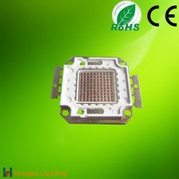 1W 3W 5W 10W 20W 30W 50W 70W 100W IR led COB chips high power 780nm led