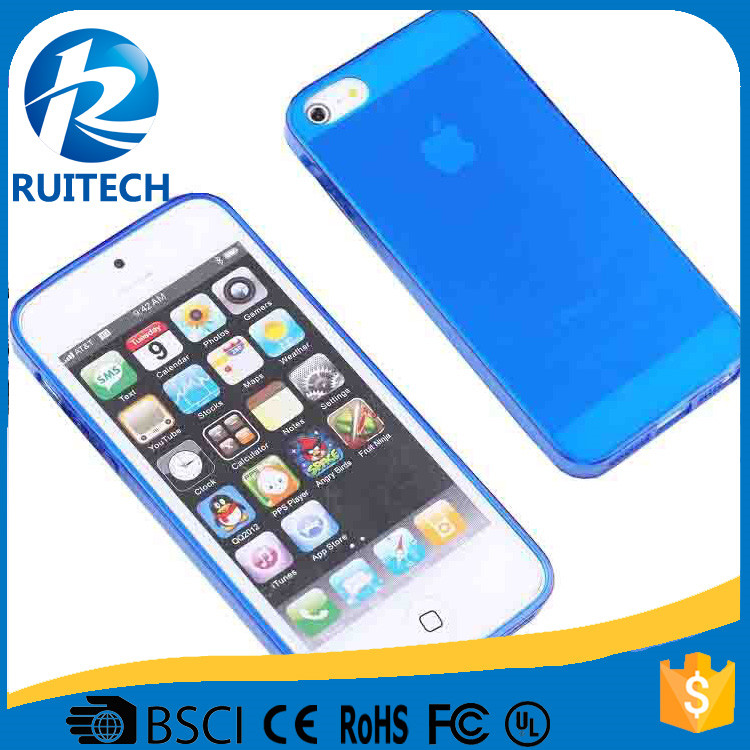 case for iphone5 waterproof dustproof shockproof skin back case,ultra slim pc colorful clear case for iphone 5s