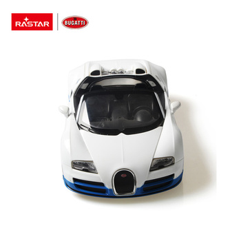 Special version BUGATTI factory sale remote control electric racing toy car use battery power