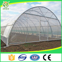 high tunnel greenhouse for agriculture production
