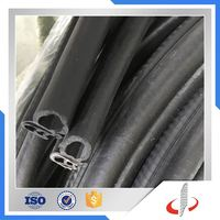 Plastic Rubber Strip Sliding Cabinet Door