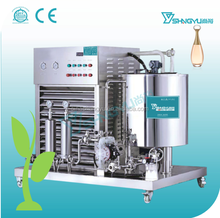 Factory price stainless steel perfume mixing tank /perfume making equipment