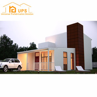 Affordable Manufactured Homes Prefabricated Home for Romania