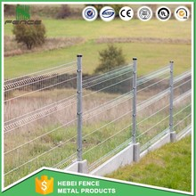 Low price antique galvanized temporary garden fence