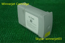 for HP No. 80 Inkjet Cartridge designjet 1050c 1055cm