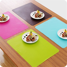 Silicone Table Plate Mat For Great Dinning Experience