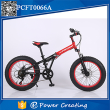 20inch aluminum alloy frame folding fat tire bike