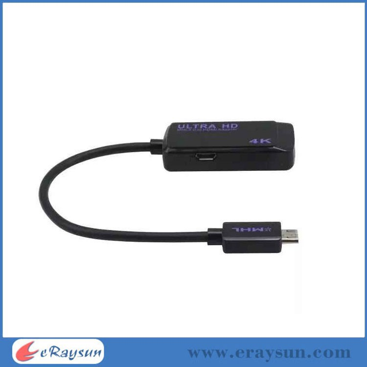 made in china USB to micro usb 2.0 /for v8 HDTV converter to rca cable HDTV to vga splitter cable