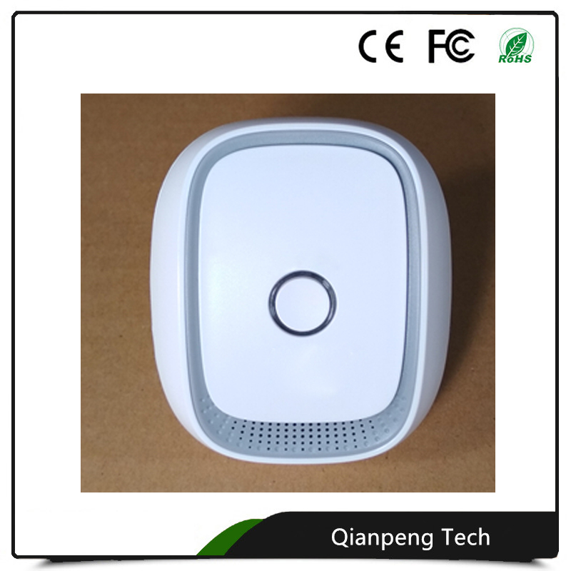 2017 OEM new products Zigbee HA1.2 gas leak detector sensor for smart home with APP control