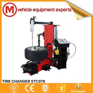 CE certificate tire changer with guarantee for max. 28 inches car tyre changing machine