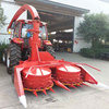 CE approved agricultural tractor mounted new corn maize Harvester machine