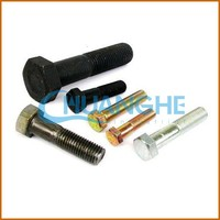 china supplier track bolts supplier railway bolts with nut washer t head bolts high