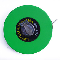 Round Type Tape Measure Fiber glass